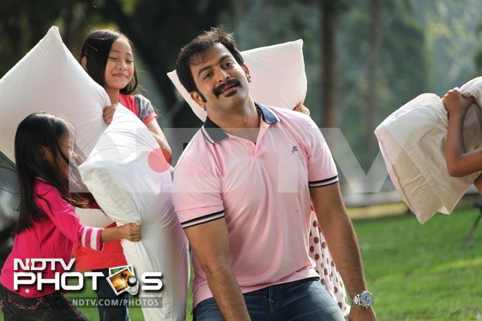 Prithviraj in Teja Bhai and Family