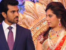 Photo : Inside Ram Charan Teja's grand reception