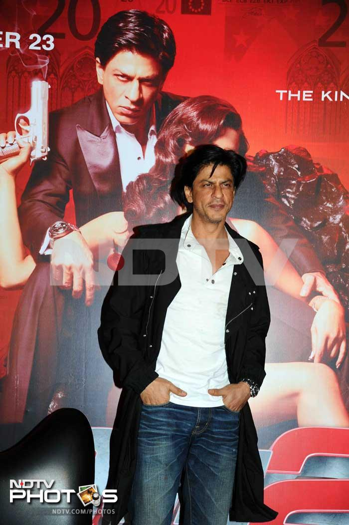 Telugu audio release of SRK's Don2