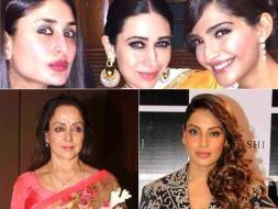 Photo : Thursday Splash: Bipasha, Kapoor Girls, Hema Malini