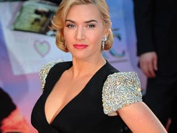 Photo : Stunning Kate Winslet at the premiere of Titanic 3D