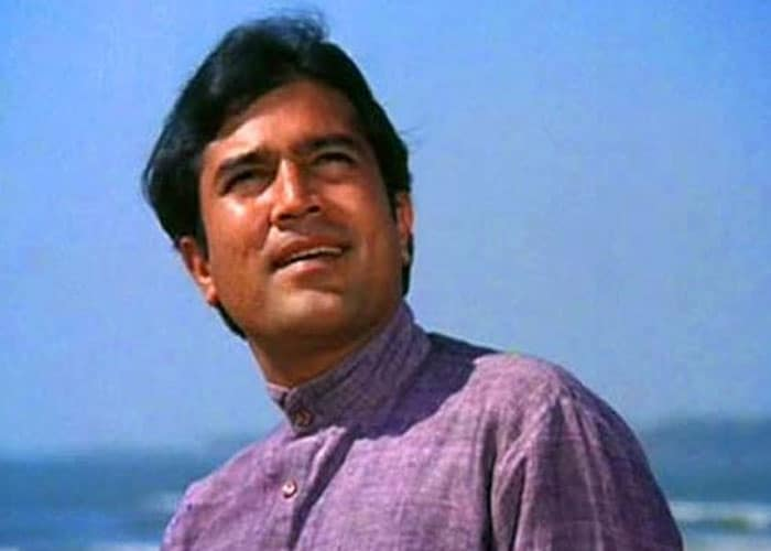 NDTV surfers choose their 10 top Rajesh Khanna movies
