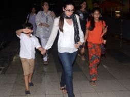 Photo : Karisma, Sonam, Hrithik's Travel Diaries