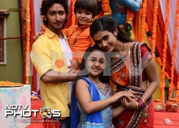 TV stars celebrate Janmashtami