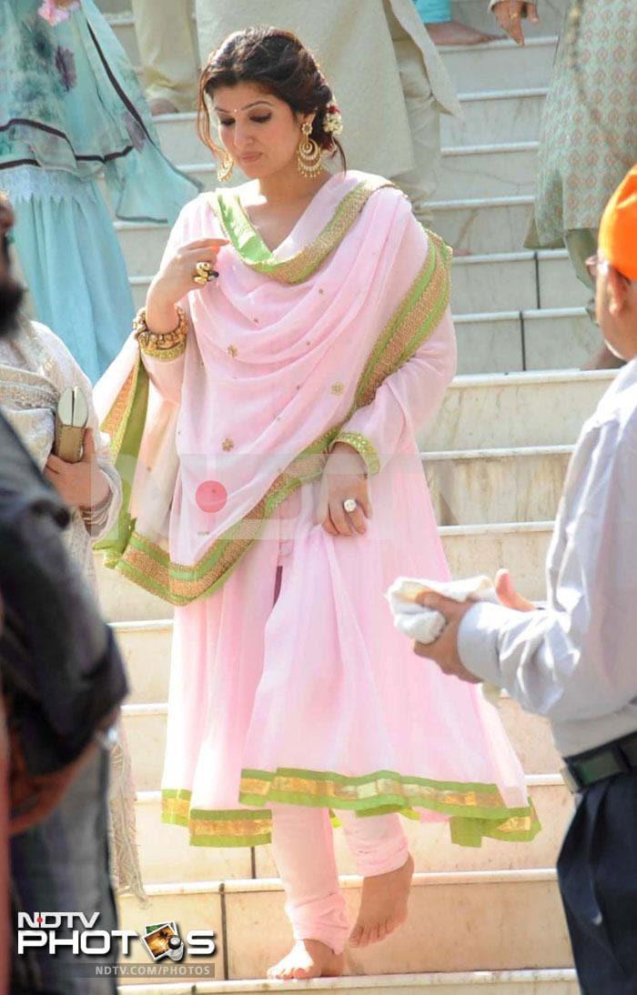 Happy Birthday Twinkle Khanna Sprinkling Stardust 41