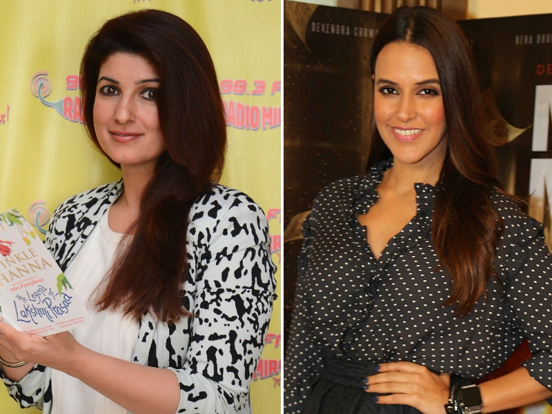 No Filter Style With Twinkle Khanna And Neha Dhupia