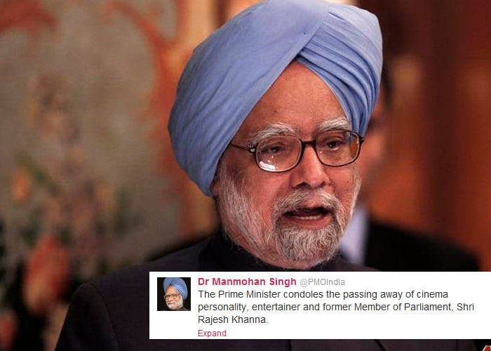 Celebs remember Rajesh Khanna on Twitter