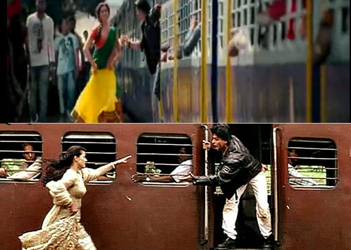 Don't miss the train Deepika, Kajol didn't