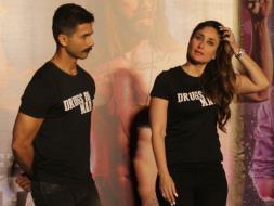 Photo : Jab They Met: Shahid, Kareena Launch Udta Punjab Trailer