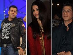 Photo : Salman, Ash, SRK felicitate Mumbai cops