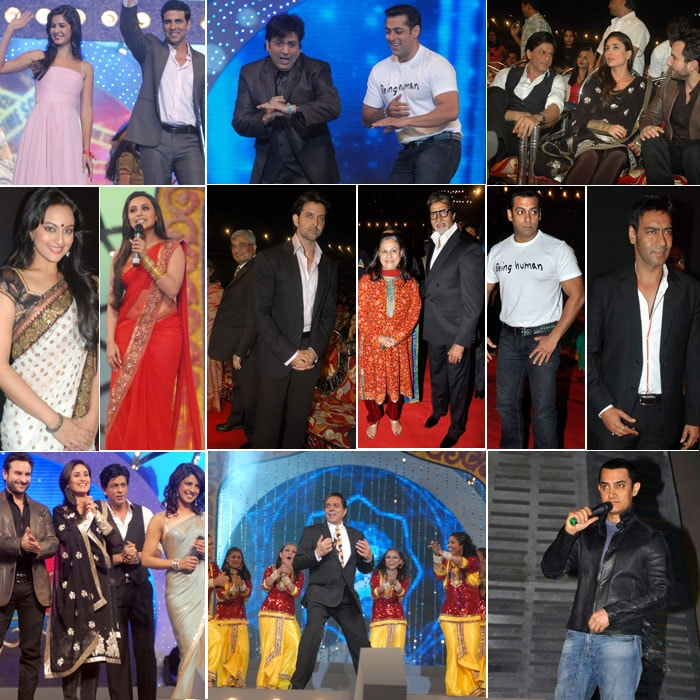 Star Power at Umang 2011