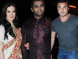 Photo : Another Bollywood wedding reception