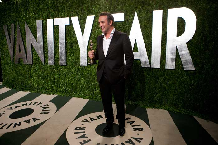 The big Vanity Fair Oscar party