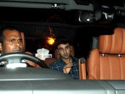 Photo : Varun Dhawan's Party Pals: Ranbir, Shraddha, Jacqueline, Athiya