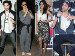 Photo : Varun, Rekha, Hrithik, Rhea And Their Love For Movies