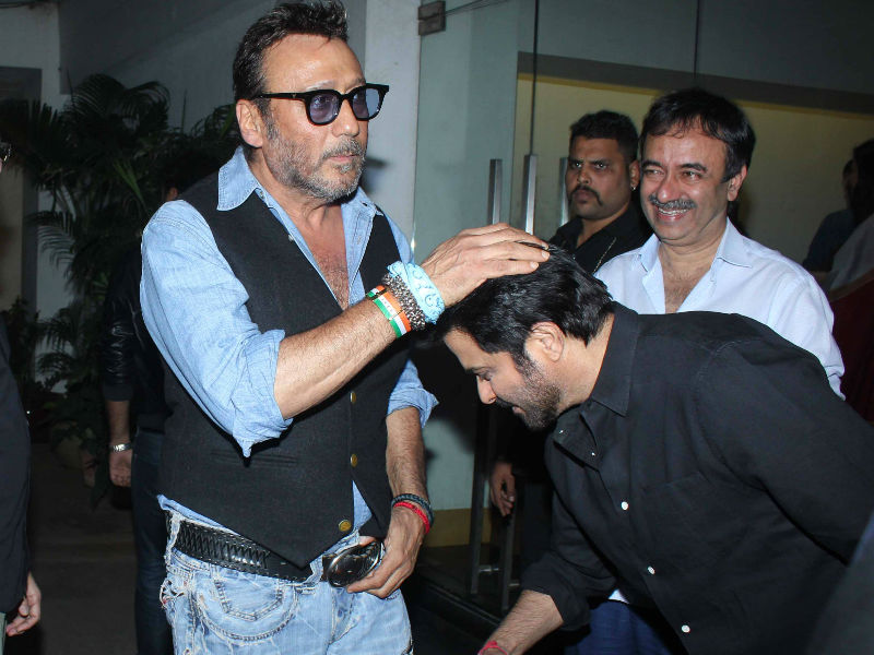 Anil Kapoor Greets Jackie Shroff With Such Humility