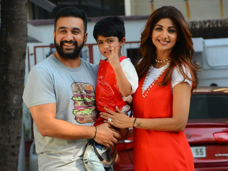 Inside Shilpa Shetty's Son Viaan's Birthday Bash