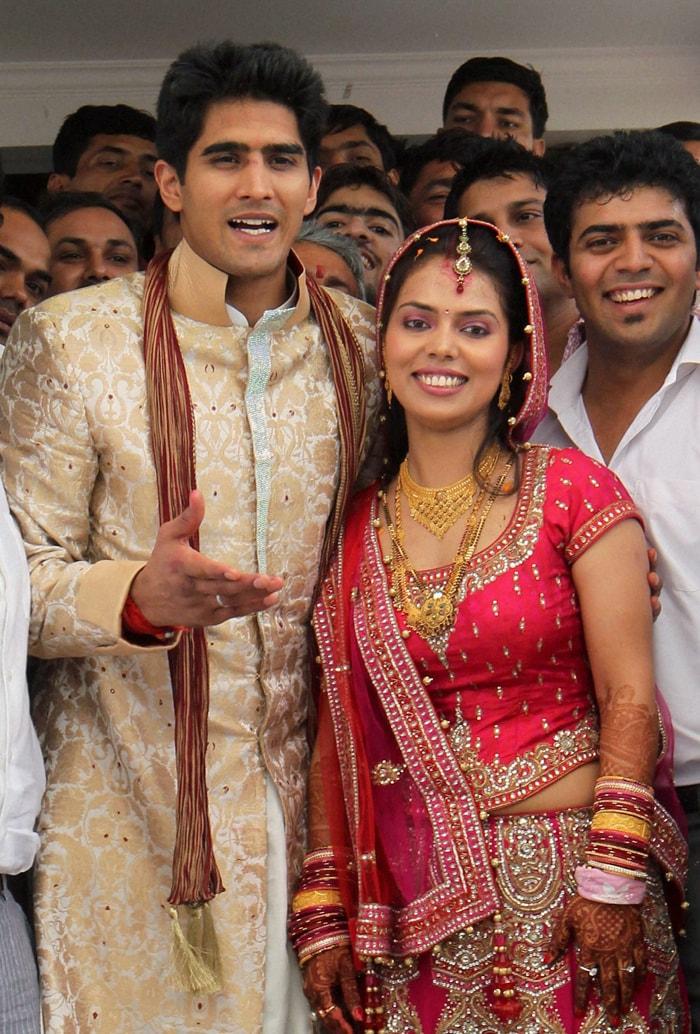 Vijender Singh Marriage Wedding/Marriage Spl.P...