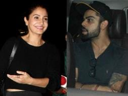 Photo : Such a Sweetheart. Virat Sees-Off Anushka