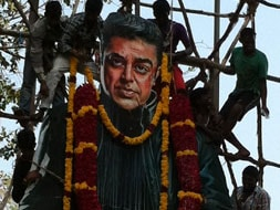Photo : IN PICS:  Chennai's big welcome for Kamal Haasan's Vishwaroopam