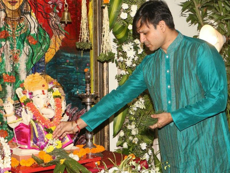 Ganesh Chaturthi 2017: Inside Vivek Oberoi's Ganpati Celebrations