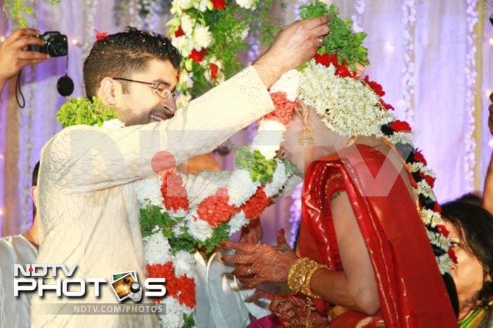 Malayalam actress Mamta Mohandas ties the knot