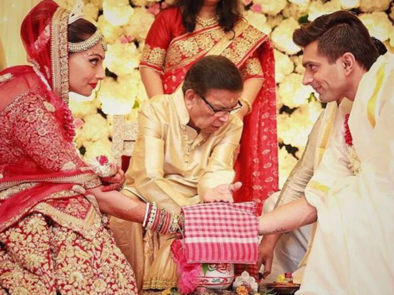Wonderful Moments From Bipasha-Karan's Wedding Diary