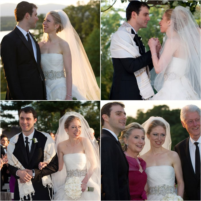 Chelsea Clinton Daughter Of