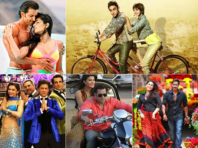 Top 10 Bollywood Hits of 2014