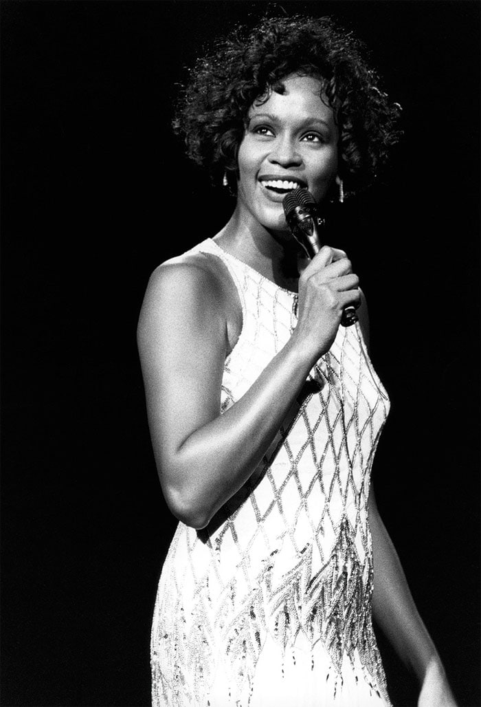 Remembering pop queen Whitney Houston