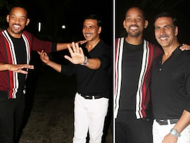 Will Smith Was The Special Guest At Akshay's Party In Mumbai