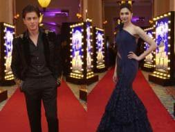 Photo : Happy New Year Dubai: SRK, Deepika