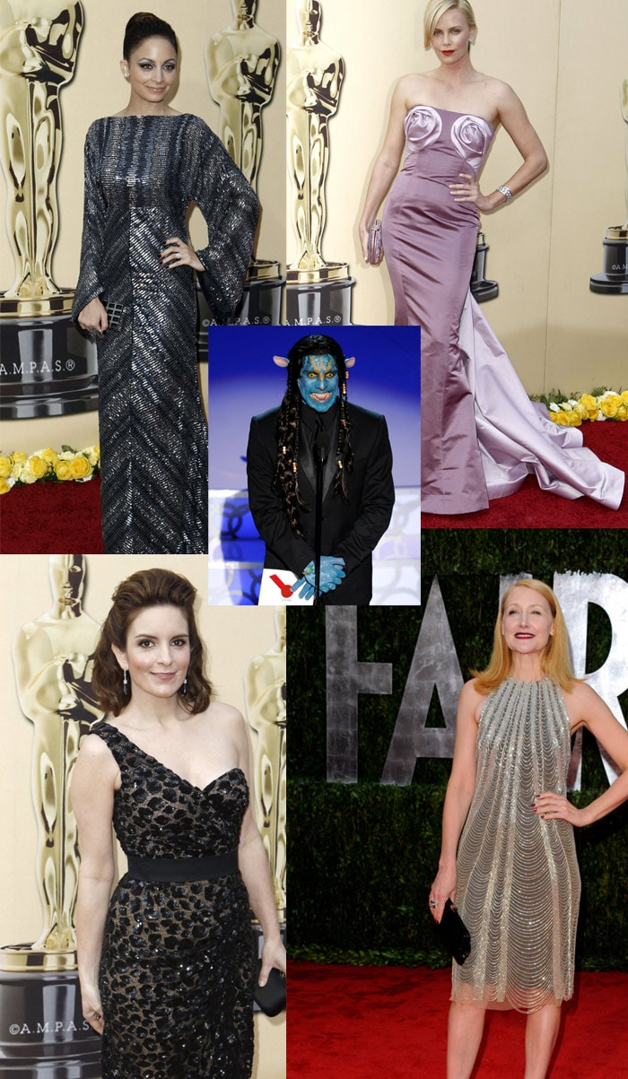 Oscars 2010: The worst dressed