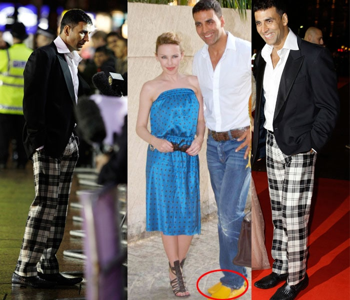 Worst dressed celebs of 2009