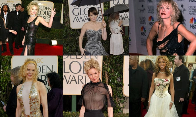 Worst Dressed Ever at the Golden Globes