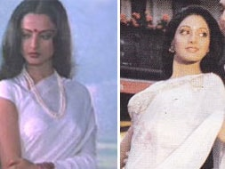 Photo : Yash Chopra's women in white