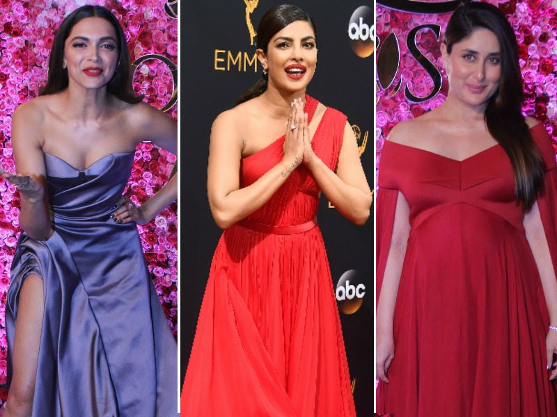 Top 10 Celeb Red Carpet Looks Of 2016