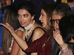 Photo : Spotlight On Deepika Padukone