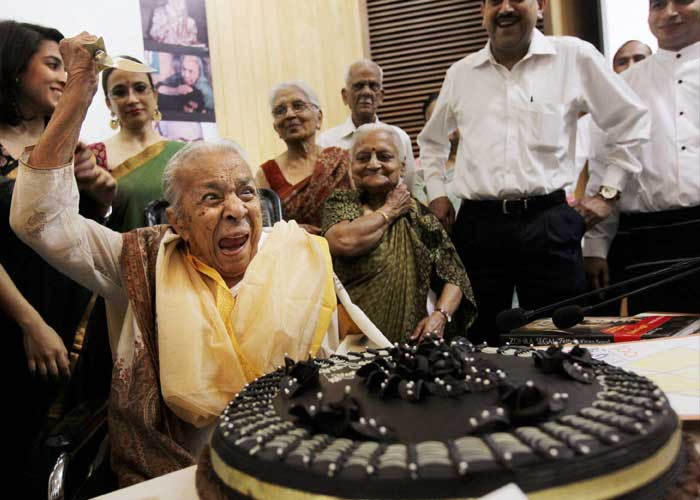 Zohra Segal's 100th birthday party