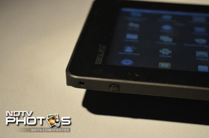 First Pictures:  The Aakash, India's $50 Tablet