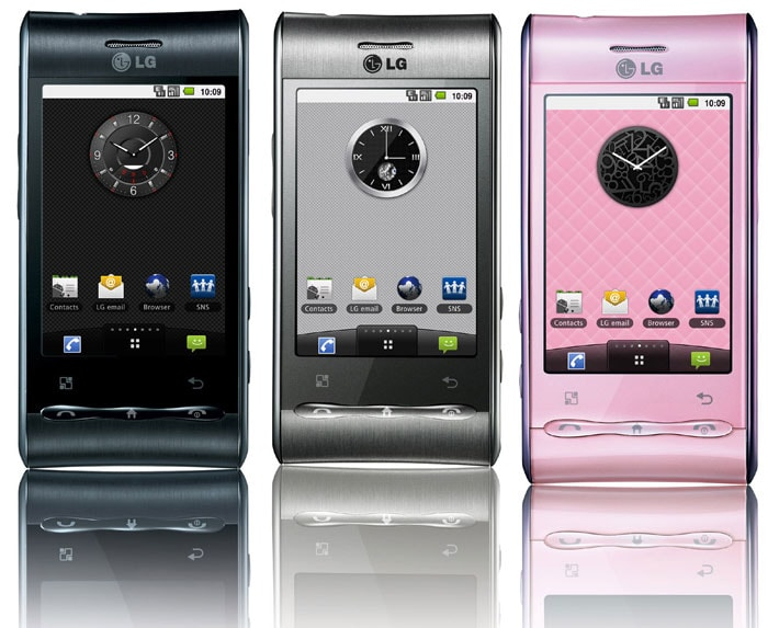Top 20 Android Smartphones