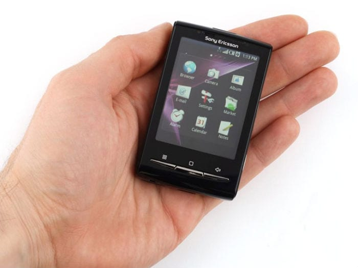Самый маленький смартфон 2015-2016