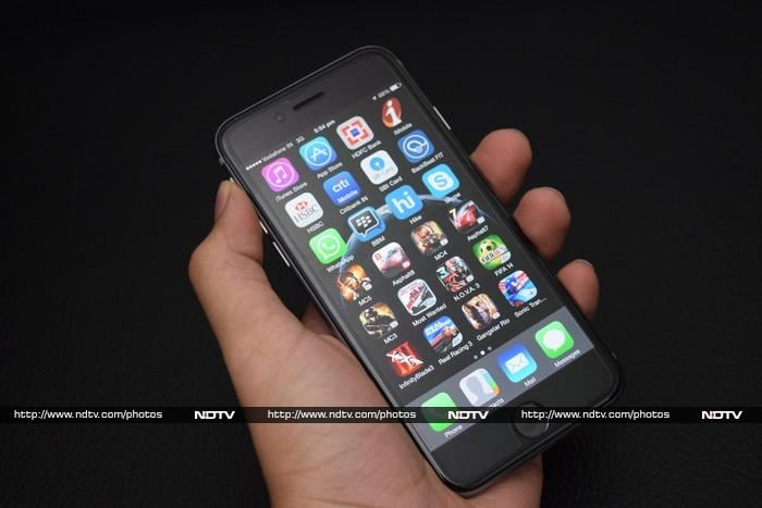 Apple iPhone 6: First Look