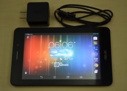 Photo : Asus FonePad: In Pictures