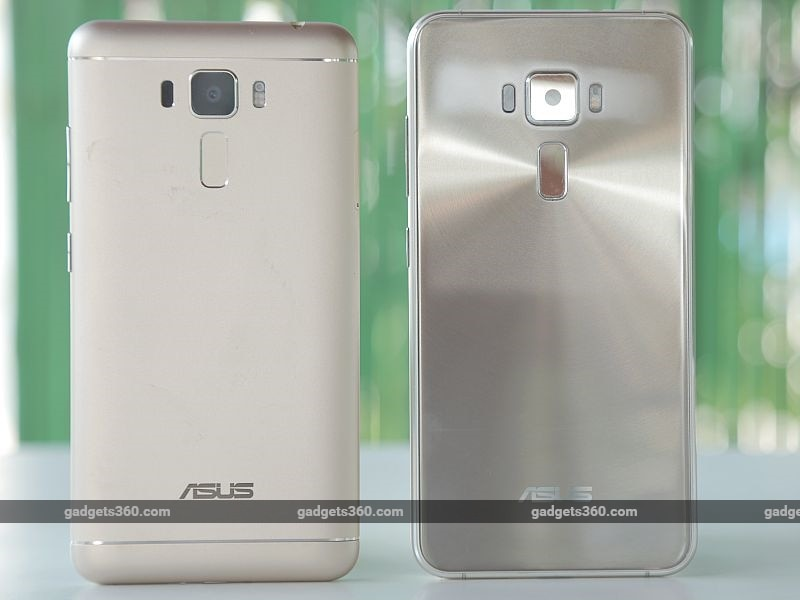 Asus ZenFone 3 Laser in Pictures