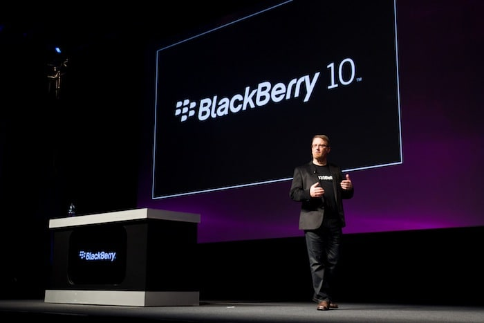 BlackBerry 10 preview