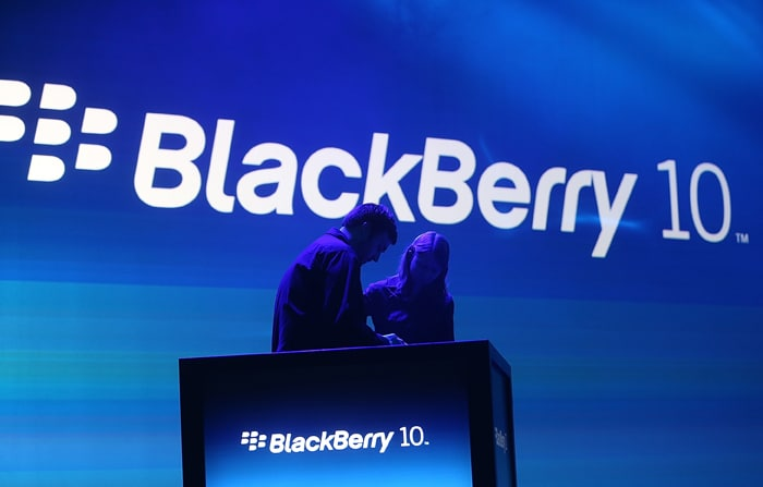 BlackBerry 10 Launch: In pictures