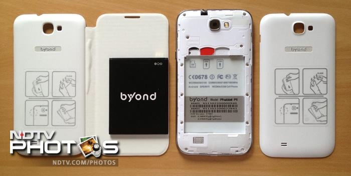 Byond Phablet PII in pictures