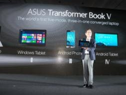 Photo : Computex 2014: The Asus Transformer Book V 5-in-1 Hybrid