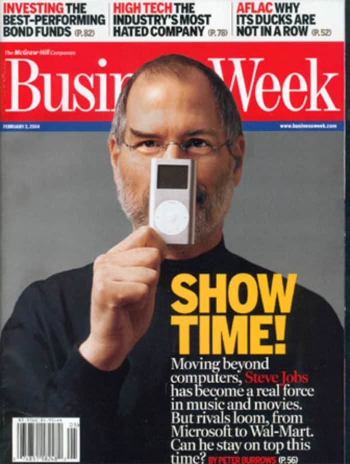 25 Steve Jobs magazine covers (pictures) | NDTV Gadgets360.com